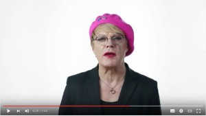 Eddie Izzard - UK SAYS NO MORE Campaign