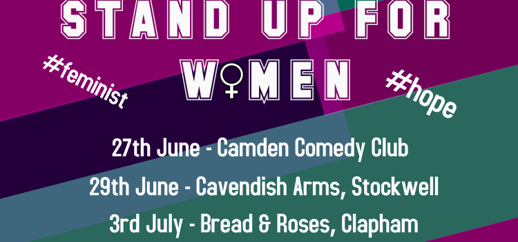 Stand Up 4 Women: Solace Women's Aid Comedy Nights