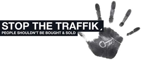 The JAM Network – Stop the Traffik