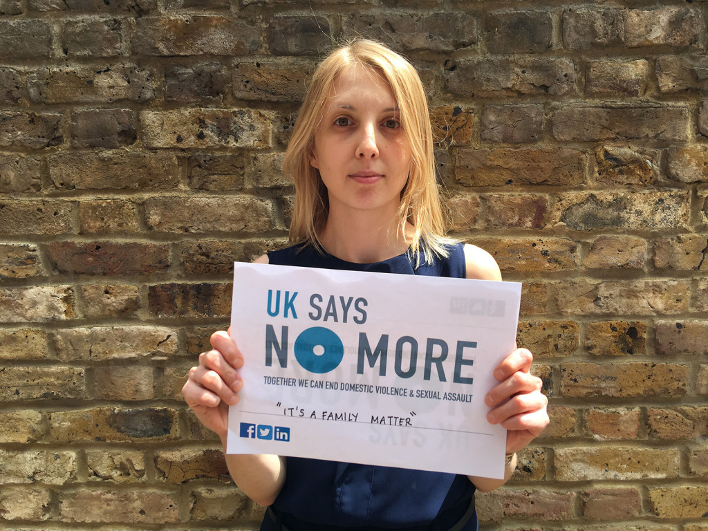 Homeless Link and Sitra Join UK SAYS NO MORE