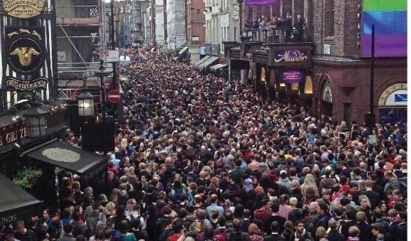 London's LGBTQ Community Unites in Solidarity with Orlando