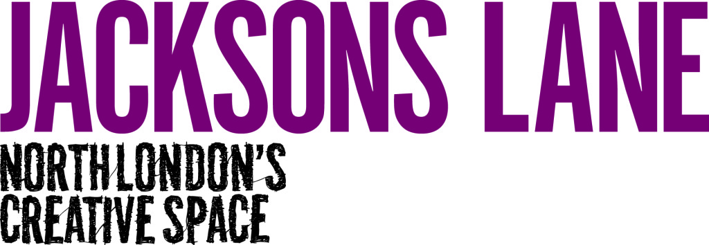 Jacksons Lane Join UK SAYS NO MORE as a Partner in the Arts!