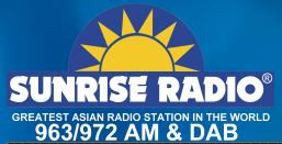 Sunrise Radio UK SAYS NO MORE