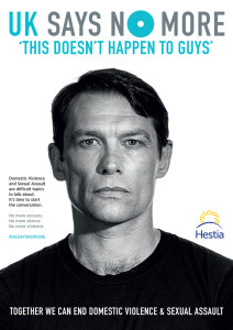 John Partridge - Print Ads: UK SAYS NO MORE