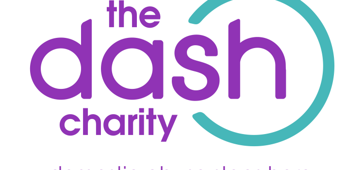 The Dash Charity join UK SAYS NO MORE