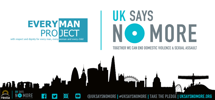 Everyman Project joins UK SAYS NO MORE