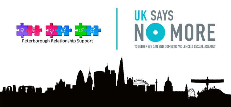 Peterborough Relationship Support join UK SAYS NO MORE