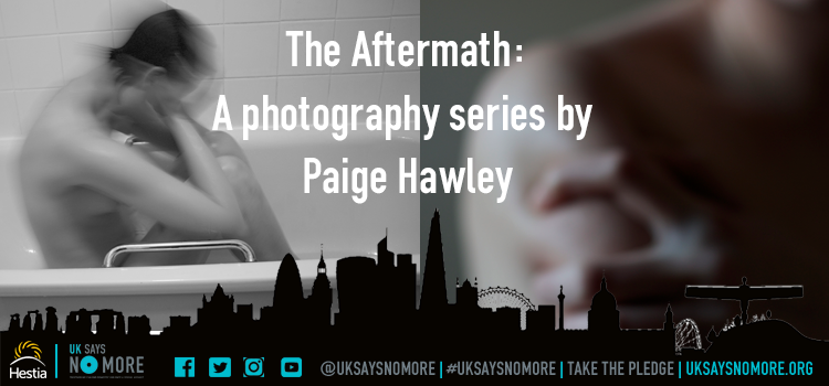 The Aftermath: A photography series by Paige Hawley