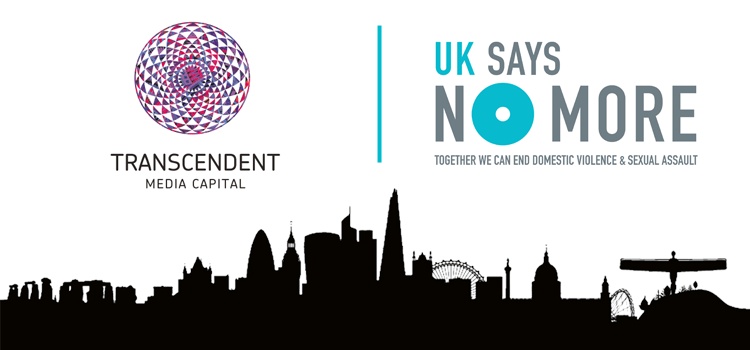 Transcendent Media Capital partner with UK SAYS NO MORE