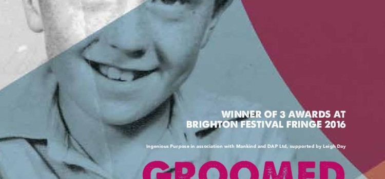 'Groomed' play at Soho Theatre explores childhood sexual abuse