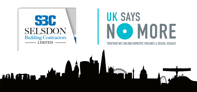 Selsdon Building Contractors join UK SAYS NO MORE