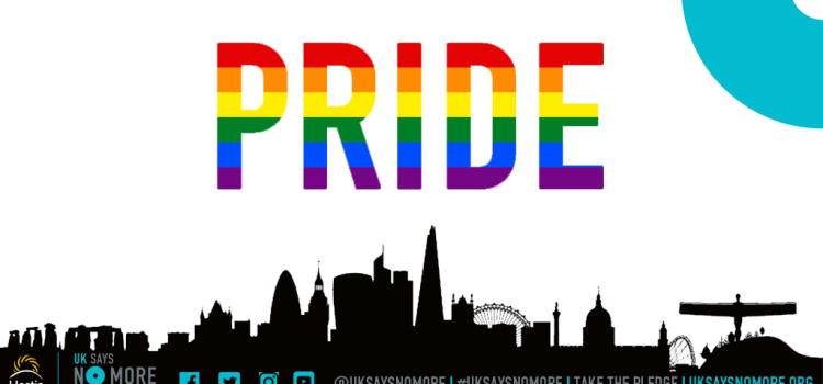 Celebrating LGBTQ+ Pride in London 2017