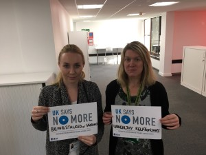 Safe Partnership Join UK SAYS NO MORE