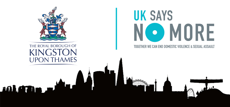 Kingston Council Partners With UK SAYS NO MORE!