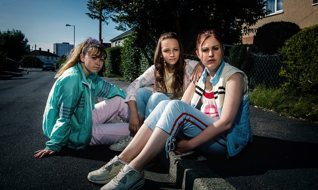 Three Girls is based on the Rochdale abuse scandal. Photo: Ewen Spencer/BBC/PA