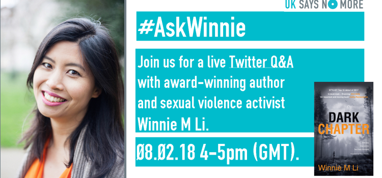 #AskWinnie: Join us for a Q+A with Award-Winning author Winnie M Li!