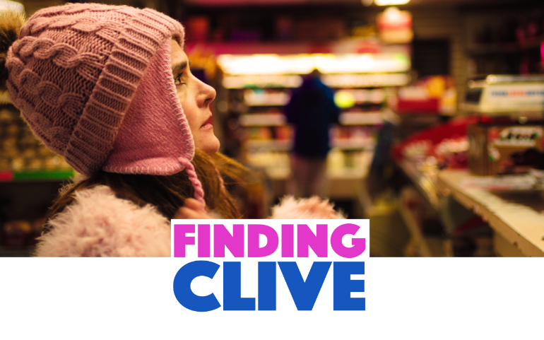 Finding Clive (Web Use)