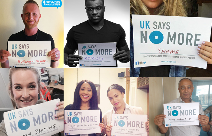 Take Action Toolkit|UK SAYS NO MORE