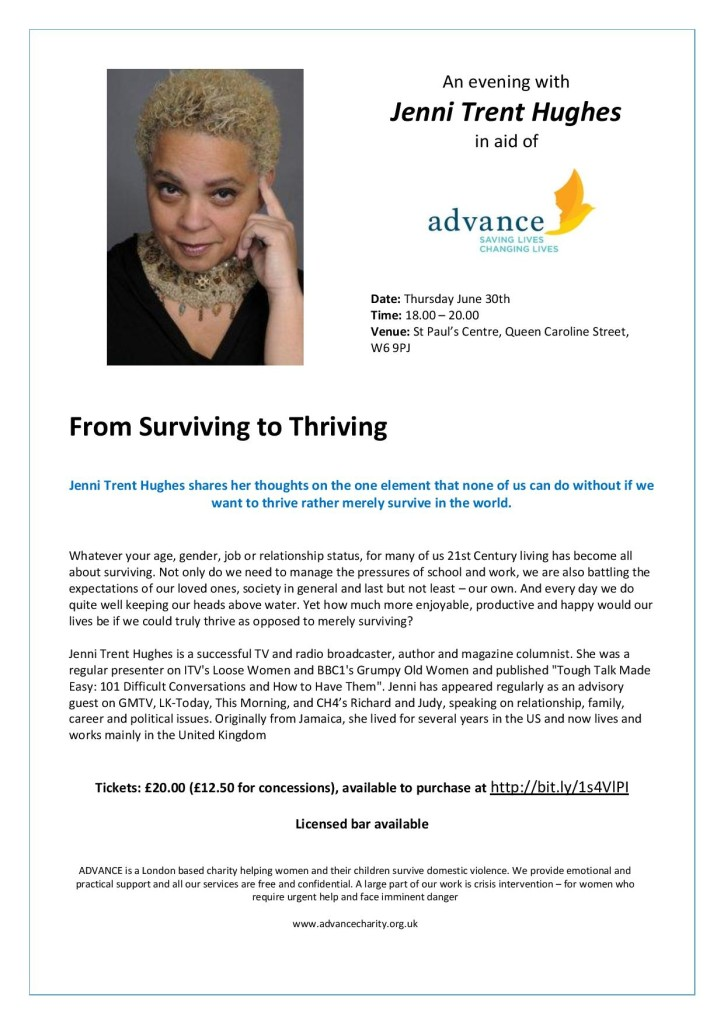 Advance; Surviving to Thriving Flyer-page-001