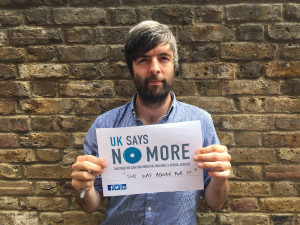 Homeless Link and Sitra Join UK SAYS NO MORE!