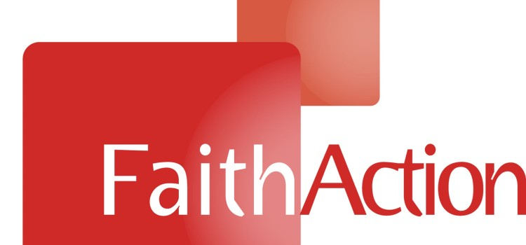 FaithAction Partner with UK SAYS NO MORE