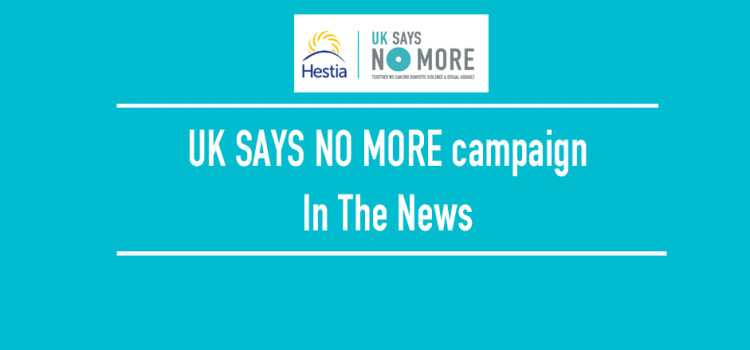 UK SAYS NO MORE In The News