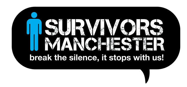 Survivors Manchester join UK SAYS NO MORE