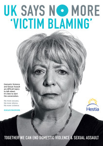Alison Steadman - Print Ads: UK SAYS NO MORE