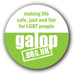 Galop LGBTQ+ support