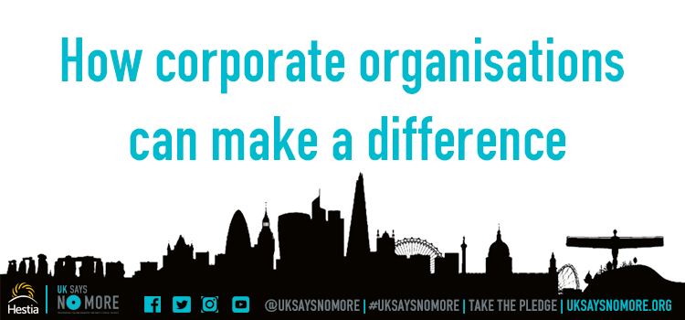 How corporate organisations can make a difference