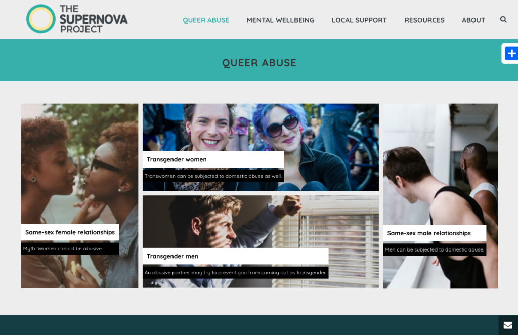 Chayn launch The Supernova Project to support LGBTQIA+ community