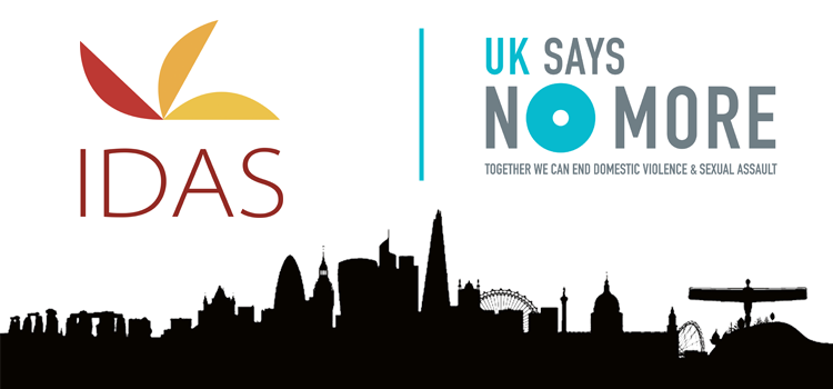UK SAYS NO MORE partners with Yorkshire domestic abuse charity IDAS