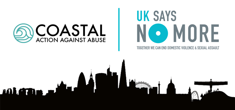 Coastal Action Against Abuse Partners With UK SAYS NO MORE