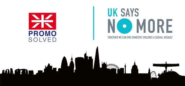 Promo Solved Joins UK SAYS NO MORE