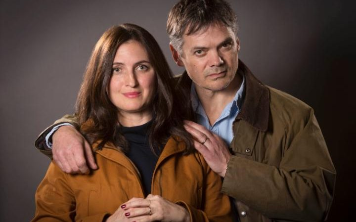 The Archers' Helen and Rob. Picture: BBC