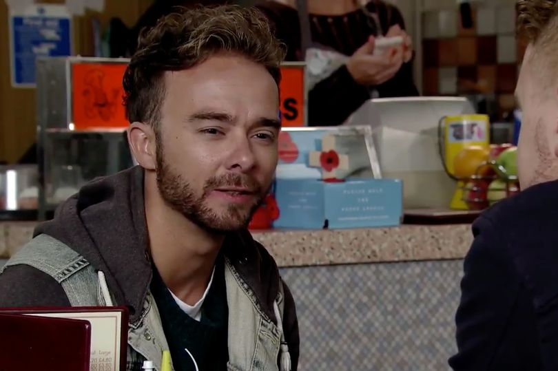 Coronation Street's David Platt will feature in an upcoming male rape storyline in 2018. Picture: ITV