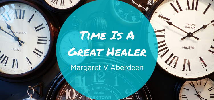 Time Is A Great Healer: Releasing The Wounds of The Past