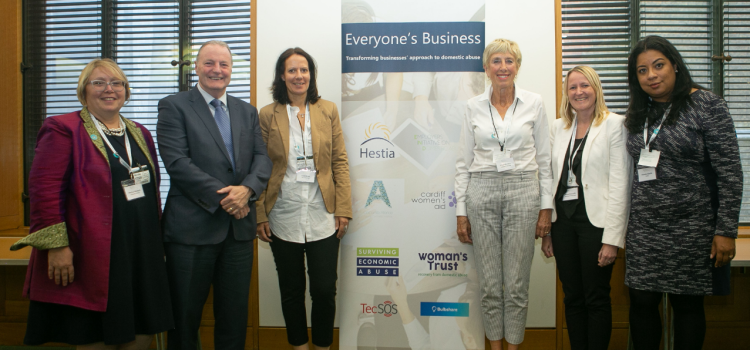 UK SAYS NO MORE Supports Hestia-Led Programme 'Everyone's Business'