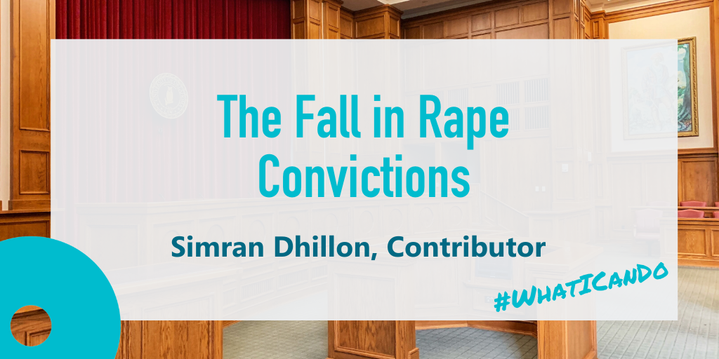 Fall in Rape Prosecutions